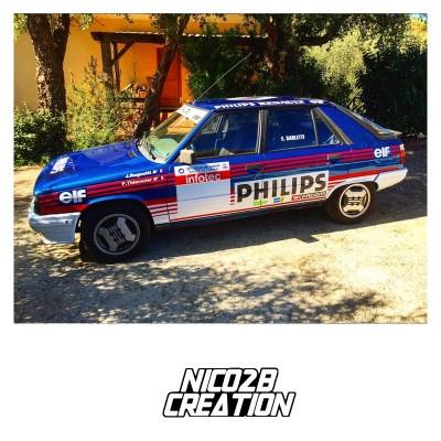 Déco R11 Turbo