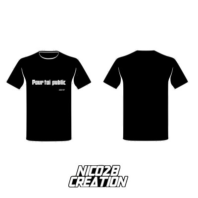 Tee-Shirt Pour toi public