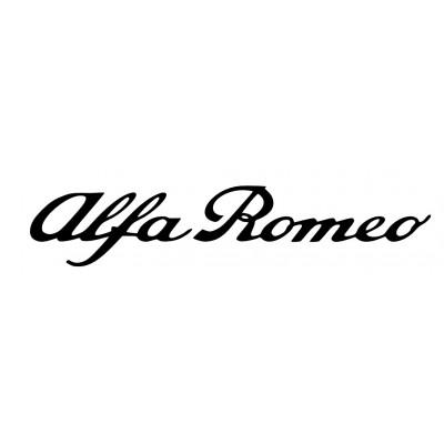 Logo Ecriture Alfa Romeo