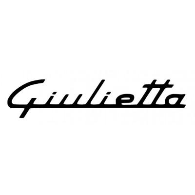 Logo Ecriture Giulietta