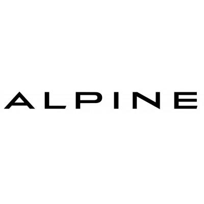 Logo Ecriture Alpine