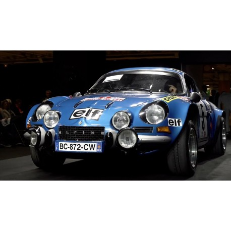 Déco Alpine A110