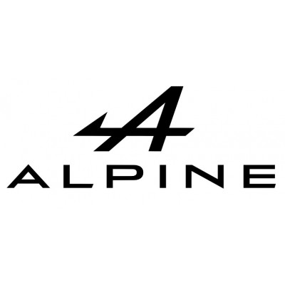 Logo Alpine Complet