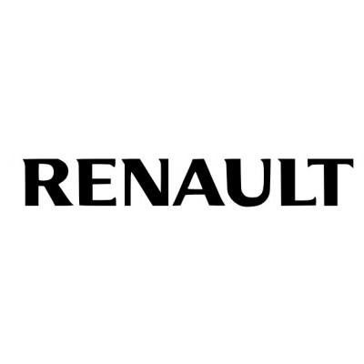 Logo Ecriture Renault 1