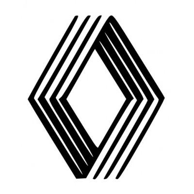 Logo Renault Losange 3