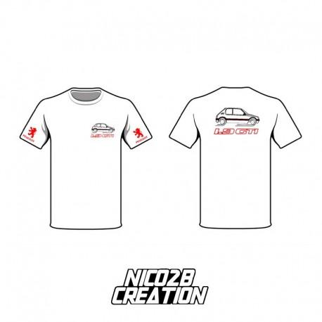 T-Shirts 205 GTI