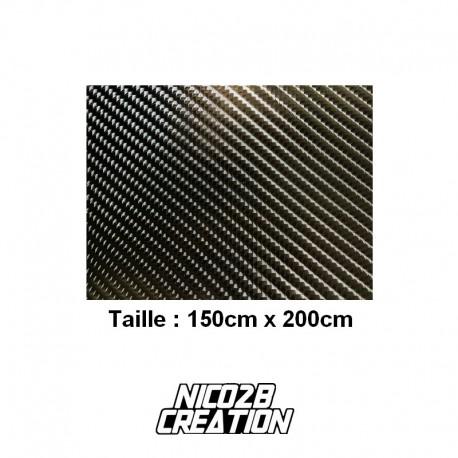 Vinyle Toit Carbone